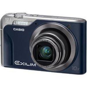 CASIO(カシオ) デジタルカメラ EXILIM EX-H10-BE ブルー