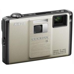 NIKON(ニコン) デジタルカメラ COOLPIX S1000PJ シルバー