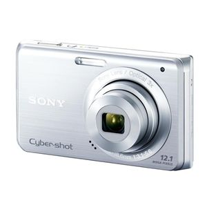 SONY(ソニー) デジタルカメラ Cybershot DSC-W190-S シルバー