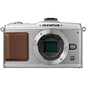 OLYMPUS(オリンパス) デジタル一眼レフカメラ E-P2ボディ シルバー