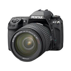 PENTAX(ペンタックス) デジタル一眼レフカメラ K-7 LK