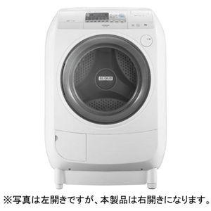 HITACHI BD-V1200R-W (洗濯機) - 拡大画像