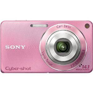 SONY DSC-W350-P (デジタルカメラ)