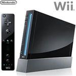 任天堂 Wii [ウィー] BK RVL-S-KJ (Wii/本体)     ☆☆☆送料無料☆☆☆