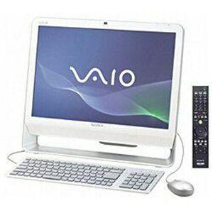 SONY(ソニー) VPCJ119FJ/W (デスクトップパソコン)