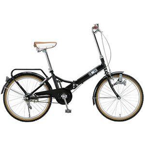 Raychell(レイチェル) 折り畳み自転車 22インチ 09 OF-22R-BK ブラック