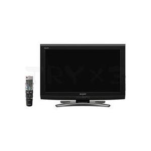 SHARP(シャープ) AQUOS(アクオス) 26V型 地上波デジタル液晶カラーテレビ LC26E8-B