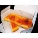 【訳あり大特価】 ベイクドチーズケーキ 約54g×8個+おまけ1個付き 写真1