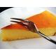 【訳あり大特価】 ベイクドチーズケーキ 約54g×8個+おまけ1個付き 写真2
