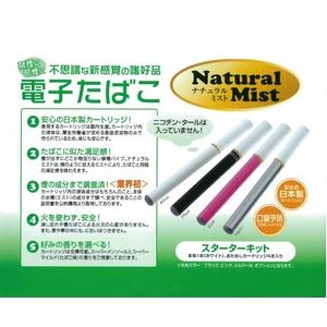 電子タバコ Natural Mist スターターキット