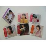吉永小百合の オリジナル紙ジャケットBOX CD5枚組