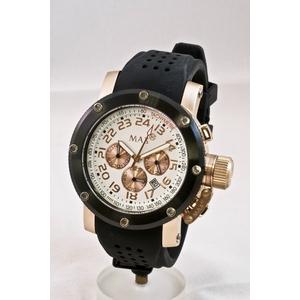 サーファー・ダンサーに大人気!デカ厚腕時計 MAX XL WATCHES(マックスエックスエルウォッチ) 5-MAX423 - 拡大画像