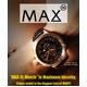 サーファー・ダンサーに大人気!デカ厚腕時計 MAX XL WATCHES(マックスエックスエルウォッチ) 5-MAX423 - 縮小画像5