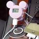 ミッキーシルエットのFMトランスミッター iMusic (ピンク) RX-DNYFMPK 写真2