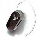 Rix(リックス) ディズニー (Disney) Bluetoothミッキーシルエットイヤホンマイク (ブラック) RX-DNYBT1BK