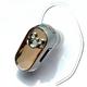 Rix(リックス) ディズニー (Disney) Bluetoothミッキーシルエットイヤホンマイク (ゴールド) RX-DNYBT1GD