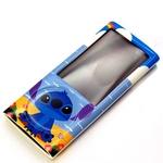 Rix(リックス) iJacket Disney iPod nano 第5世代用 ディズニーセミハードケース 液晶保護フィルムつき (スティッチ) RX-iJK522STI 【2個セット】