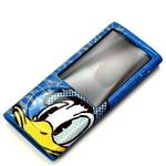 Rix(リックス) iJacket Disney iPod nano 第5世代用 ディズニーセミハードケース 液晶保護フィルムつき (ドナルドダック) RX-iJK523DND 【2個セット】
