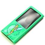 Rix(リックス) iJacket Disney iPod nano 第5世代用 ディズニーセミハードケース 液晶保護フィルムつき (ティンカーベル) RX-iJK525TKB 【2個セット】