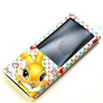 Rix(リックス) iJacket Disney iPod nano 第5世代用 ディズニーセミハードケース 液晶保護フィルムつき (ミスバニー) RX-iJK526MBN 【2個セット】