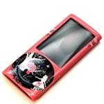 Rix(リックス) iJacket Disney iPod nano 第5世代用 ディズニーセミハードケース 液晶保護フィルムつき (アリス) RX-iJK527ALS 【2個セット】