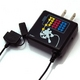 Rix(リックス) ディズニー (Disney) 家庭コンセント (AC) 充電器 au対応 (ミッキーマウス) RX-DNY415MKY 【2個セット】