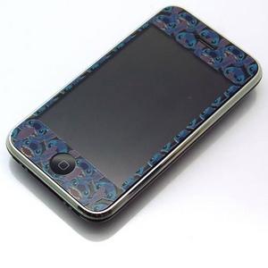 Rix(リックス) ディズニー (Disney) iPhone用ディズニーキャラクタープロテクションシール (スティッチ) RX-IJK440STI 【2個セット】