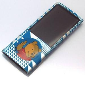 Rix(リックス) ディズニー (Disney) 第5世代iPod nanoディズニーキャラクタープロテクションシール (くまのプーさん) RX-IJK436POO 【3個セット】