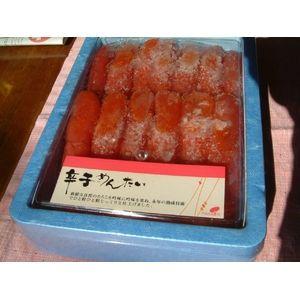 【老舗鮨屋御用達】築地魚河岸から直送明太子 (0.9kg) ご贈答用