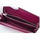 ナイロン 長財布(小銭入れあり) ピンク 1MO0506 IBISCO+DALIA+SAFFIAN 写真3