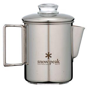 snowpeak(スノーピーク) ステンレスパーコレーター6カップ PR-006