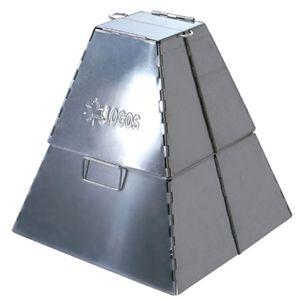 LOGOS(ロゴス) ピラミッドスモーカー 81063119 - 拡大画像