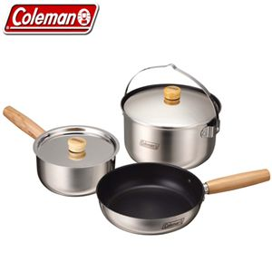 Coleman(コールマン) アウトドアスタッキングクッカーセット/M 170-9373