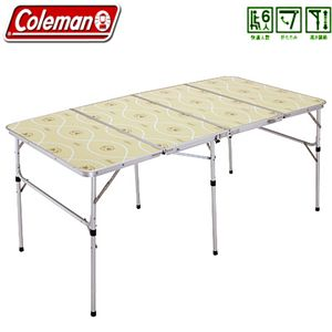 Coleman(コールマン) スリム四折テーブル 170A7587 - 拡大画像
