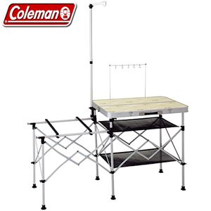 Coleman(コールマン) コンパクトキッチンテーブル 170A7591 - 拡大画像