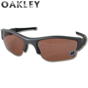 OAKLEY(オークリー)  13-721 FLAK JACKET XLJ フラックジャケット TRANSITIONS - Dark Grey / G40l