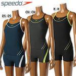 speedo(スピード) SWYMセパレート水着 SD58J59/SD58P58 DS/DS L