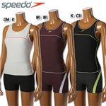 speedo(スピード) SWYMセパレート水着 SD59J08/SD58P58 GM/K L