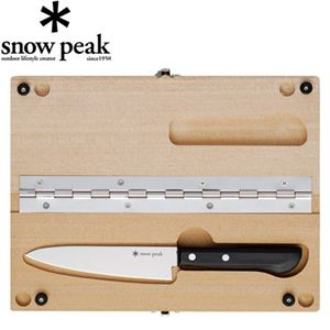 snowpeak(スノーピーク) マナイタセットM CS-207 - 拡大画像