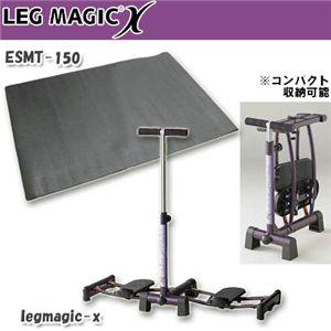 レッグマジックエックス(LEG MAGIC X)&保護マットセット legmagic-set - 拡大画像