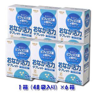 明治乳業 おなか活力タブレット 1ケース(48袋×6箱)  - 拡大画像
