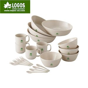 LOGOS(ロゴス) バイオプラント・食器セット4 81285007 - 拡大画像