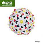 LOGOS(ロゴス) ミッキーマウス 小さくたためるパラソル 86003512