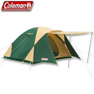 Coleman(コールマン) BCワイドドーム 325 170T16350J 【キャンプ・アウトドア HowTo ハンドブック『男前の書』つき】 - 拡大画像