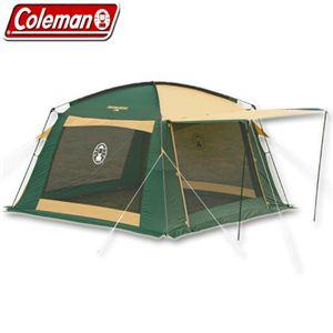 Coleman(コールマン) スクリーンキャノピージョイントタープII 170T15300R 【キャンプ・アウトドア HowTo ハンドブック『男前の書』つき】 - 拡大画像