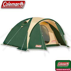 コールマン(Coleman) ファミリー型テント トンネルコネクトドーム/325 170T15900R - 拡大画像