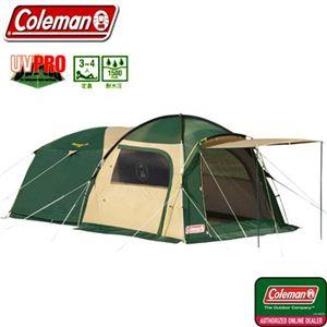 コールマン(Coleman) ファミリー型テント 2ルームドーム/240 170T15350J - 拡大画像