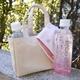 ナチュラルミネラルウォーター aqua aqua 320ml pink 1ケース30本 写真6