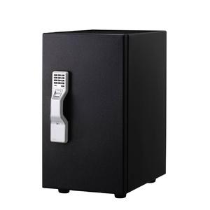 エーコー 耐火金庫 指紋照合式 NSFE-BW 60kg 【代金引換可能】【時間指定可能】