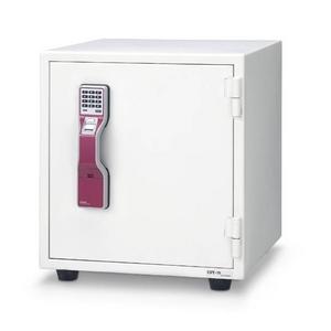 エーコー 耐火金庫 指紋照合式 MSFE-WR 55kg 【代金引換可能】【時間指定可能】 - 拡大画像